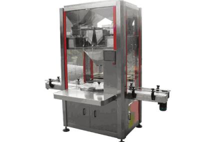 Máquina Automática de Enlatado de Partículas