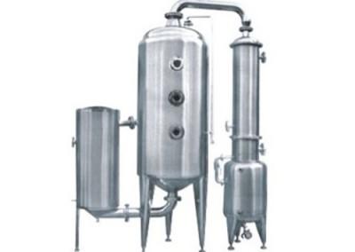 Evaporador de Simple Efecto con Concentrador Externo Cíclico