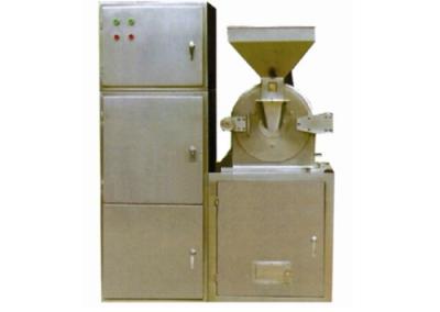 Pulverizador con Colector de Polvo Refrigerado por Aire